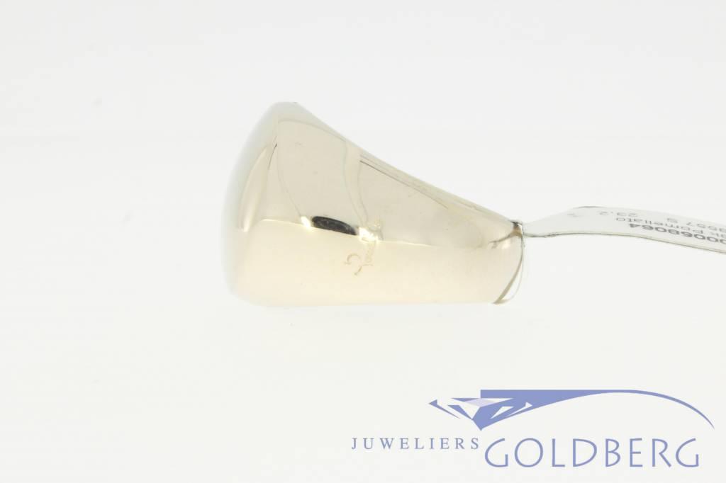 Vintage Pomellato ring white gold large