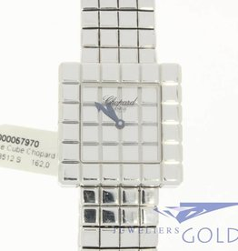 Chopard ice cube white gold 117407