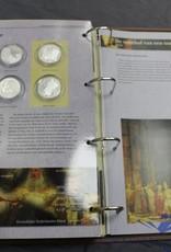 Rembrandt en zijn leerlingen in zegels en zilver