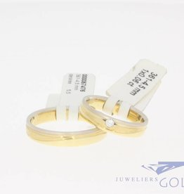 Desiree wedding band set 361-4,5mm
