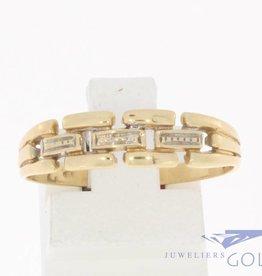 Vintage 14k gouden ring