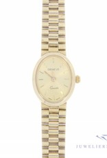 Vintage 14k gold Geneve ladies watch
