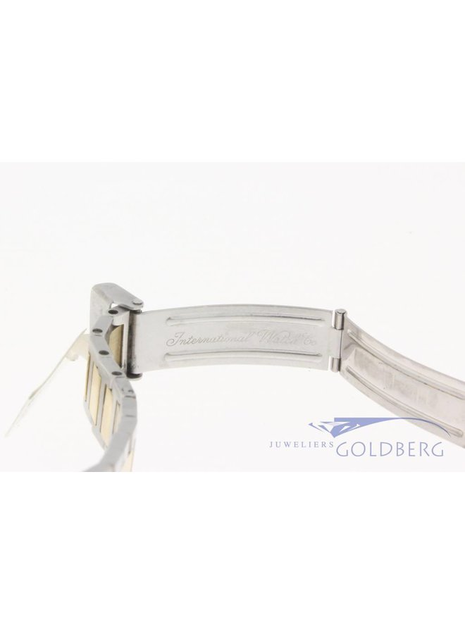 IWC Yacht Club II Quartz gold-steel, 30mm