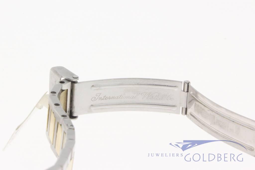IWC Yacht Club II, goud staal 30mm