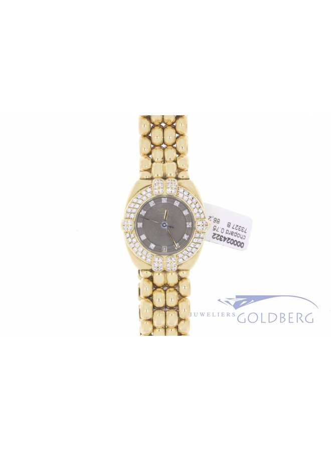 Chopard Gstaad 32/5120 gold with diamonds