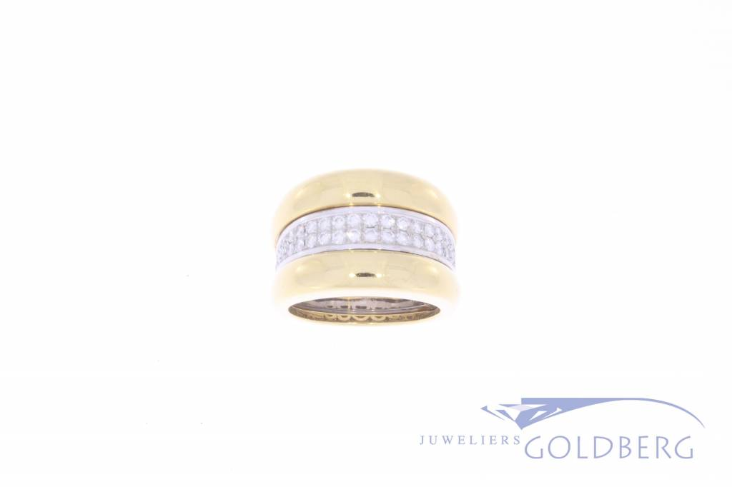 Chopard La Strada ring with diamond