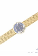 Chopard Happy Diamond 18 carat gold watch