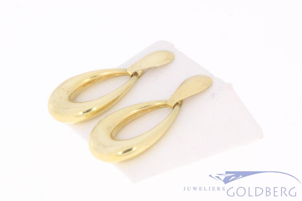 Vintage 14 carat gold earrings