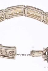 Antique silver bracelet 1906-1953