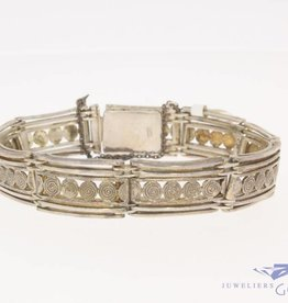 Antique silver bracelet 1906-1953