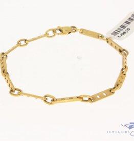 Vintage 18 carat gold Cartier bracelet