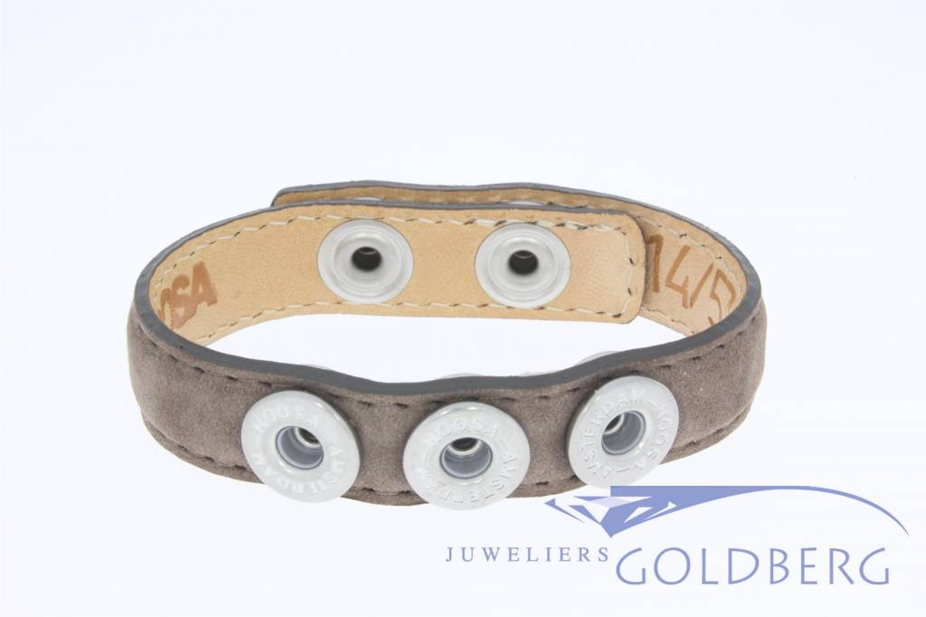 Noosa Wrap Bracelet brown