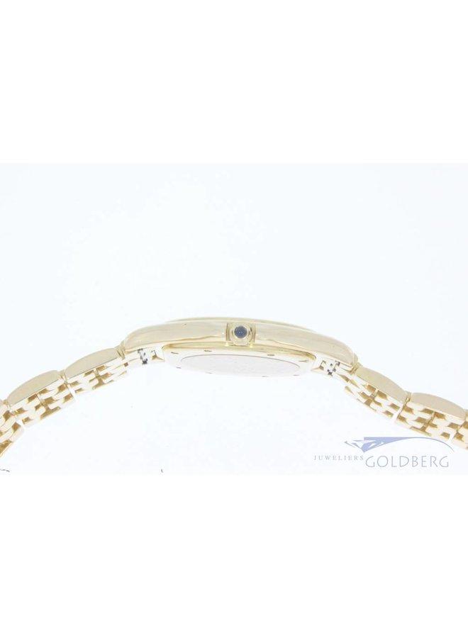 Cartier Cougar watch 18k gold