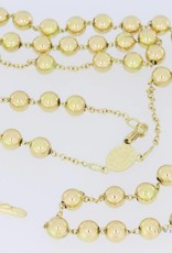gold rosary 18k!