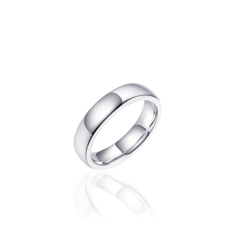 "Silver ""wedding band"" 4,8mm wide"
