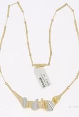 Vintage 14k gold Lapponia Choker 1987