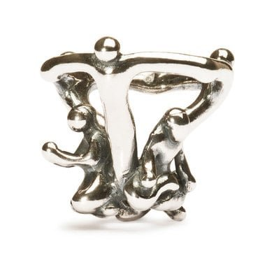 "Trollbeads Trollbeads ""Prayer"" bead TAGPE-00004/12912 (RETIRED)"