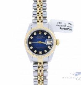 Rolex Datejust 26 gold/steel