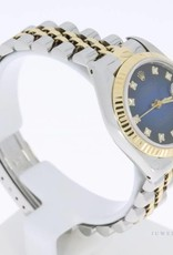 Rolex Oyster Perpetual Datejust 26 goudstaal 1991