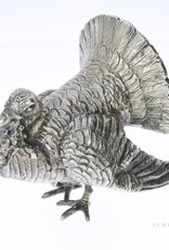Silver 835 turkey minature