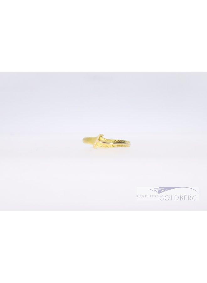 14k Lapponia design ring