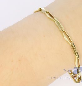 14k Close for ever armband