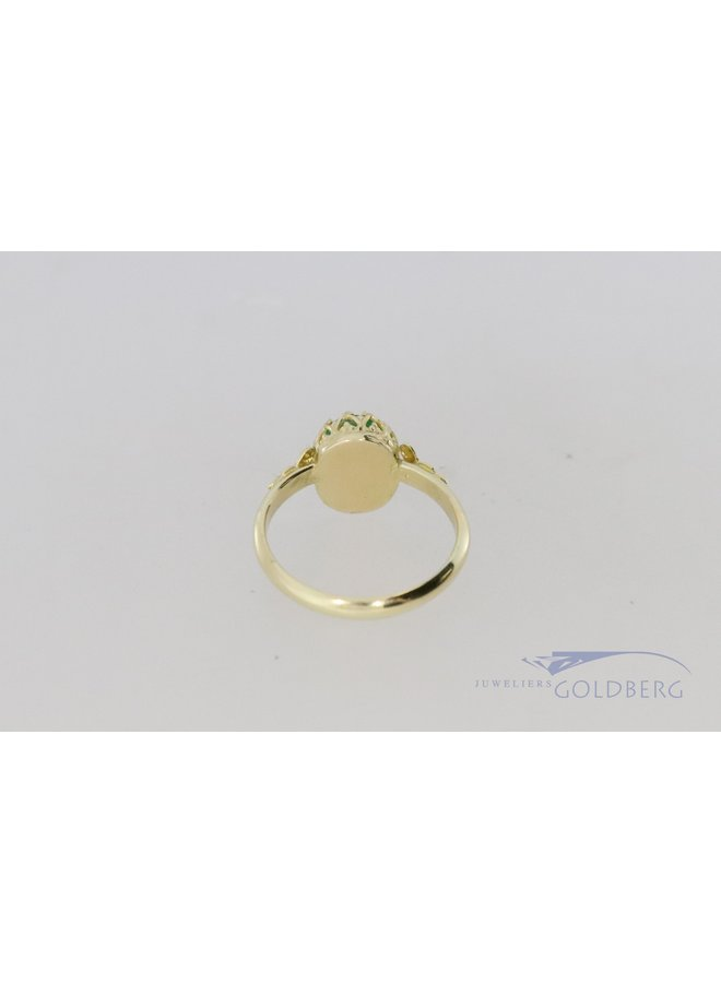 14k gold ring from our own Atelier