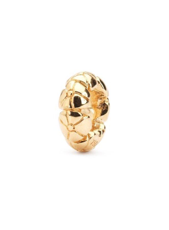 Trollbeads Golden Wreath TAUBE-00042