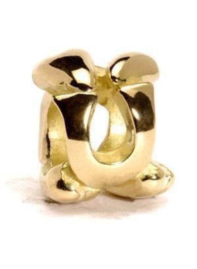 Trollbeads alphabet beads L-U