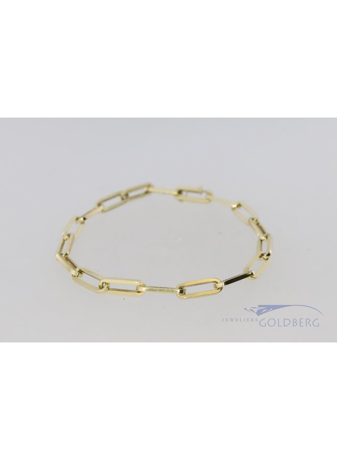 close forever link bracelet ca. 1938-1970