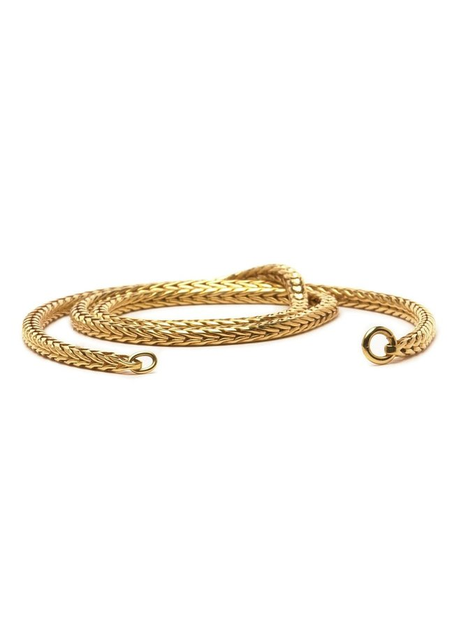 Trollbeads Necklace Gold