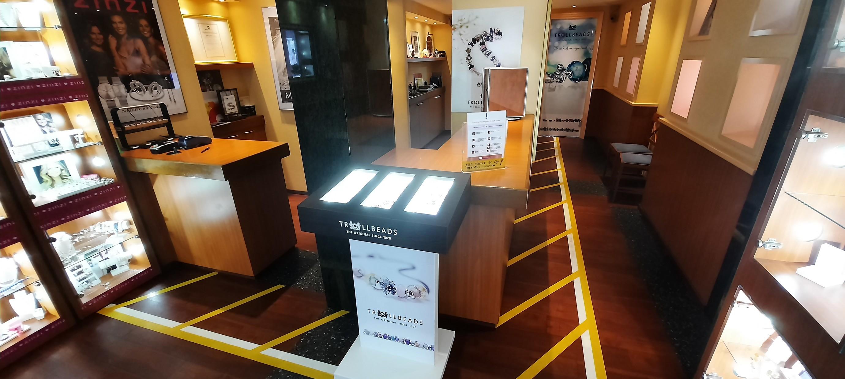 """Goldberg Juweliers bezoeken tijdens COVID-19/ """"Corona"""" maatregelen"""