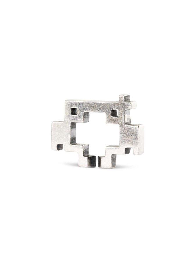 Trollbeads X-jewelery link love pixel