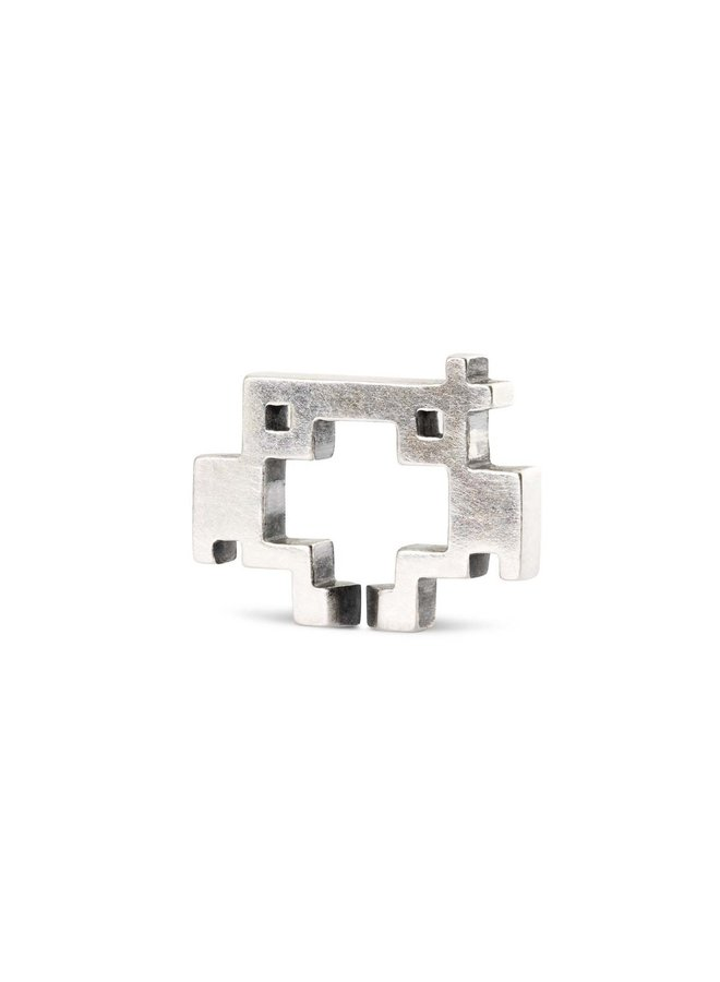 Trollbeads X-jewellery schakel pixels