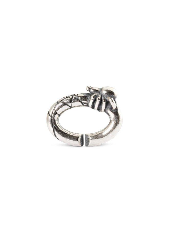 Trollbeads X jewelery link lucky spider