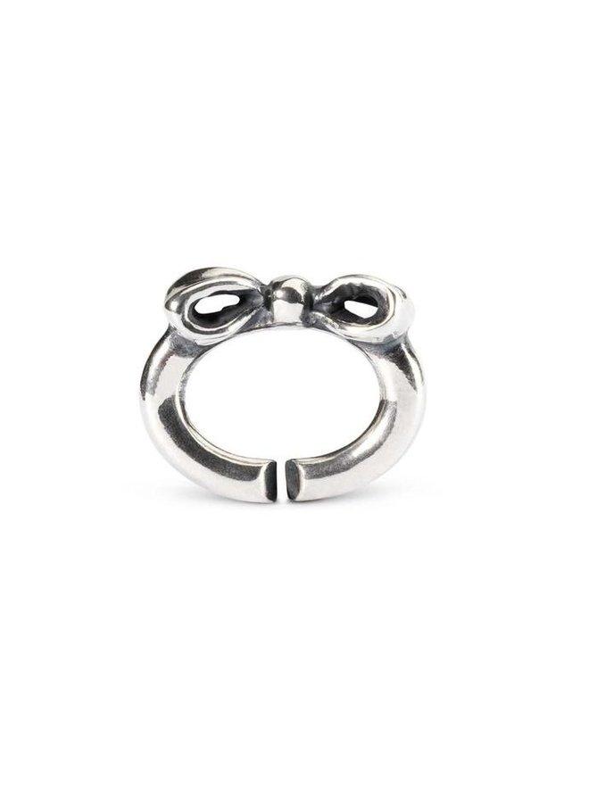 Trollbeads X jewelery link single bow
