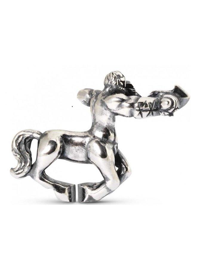 Trollbeads X-jewellery schakel boogschutter