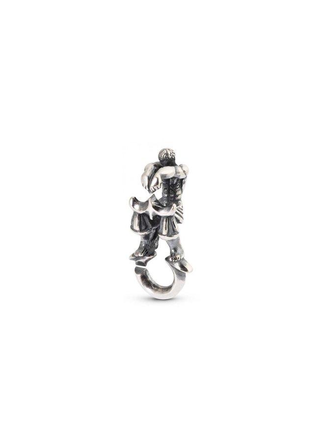 Trollbeads X-jewellery schakel weegschaal
