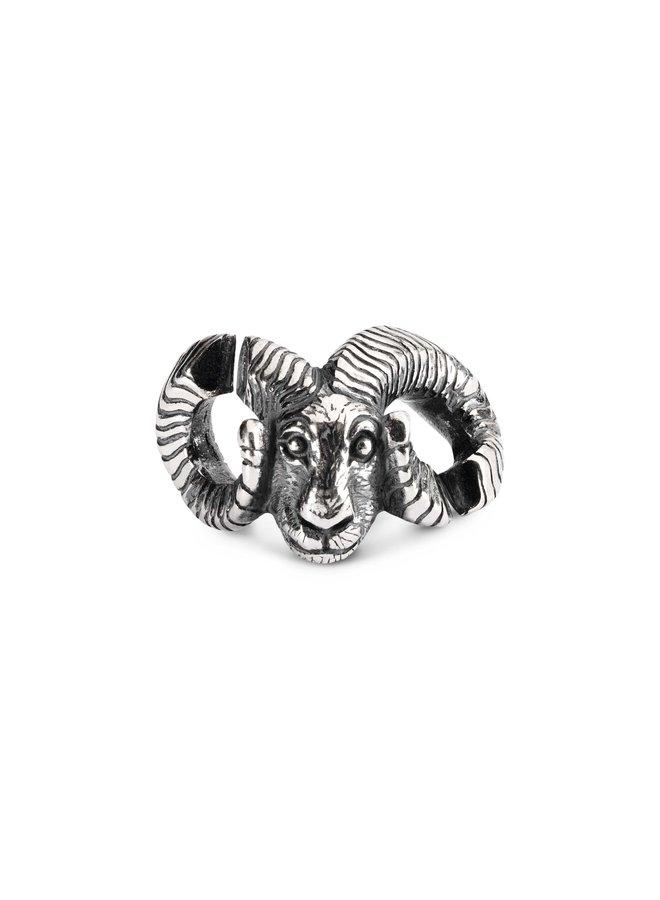 Trollbeads X-jewellery schakel Ram