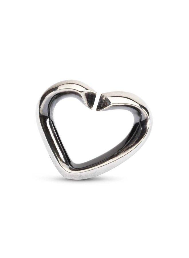 Trollbeads X jewelery link my heart