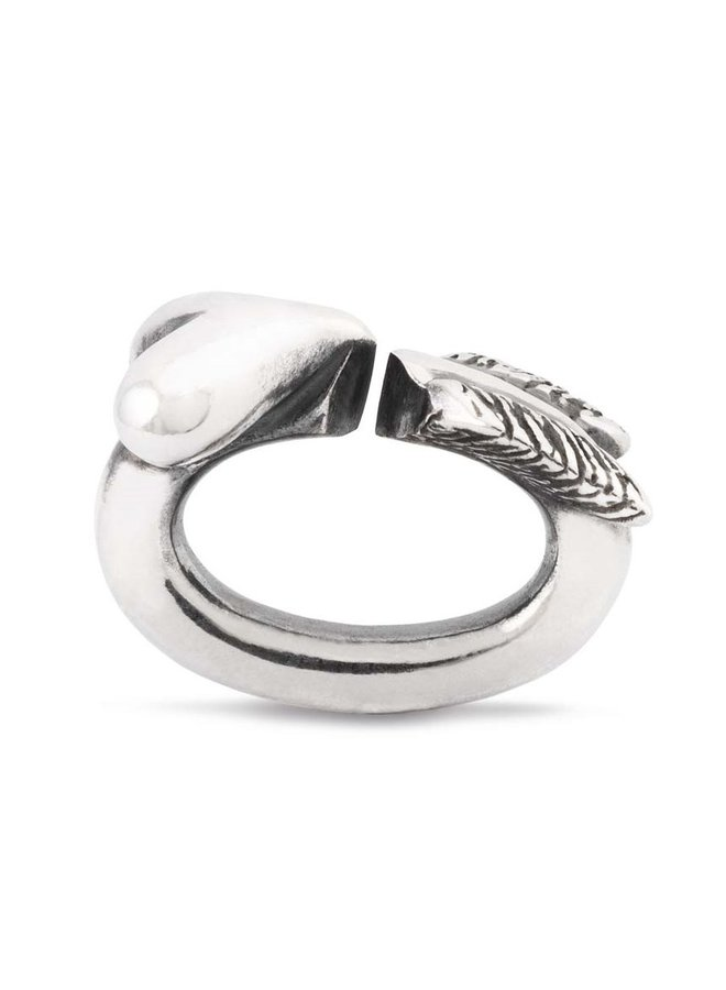 Trollbeads X jewelery link struck by love