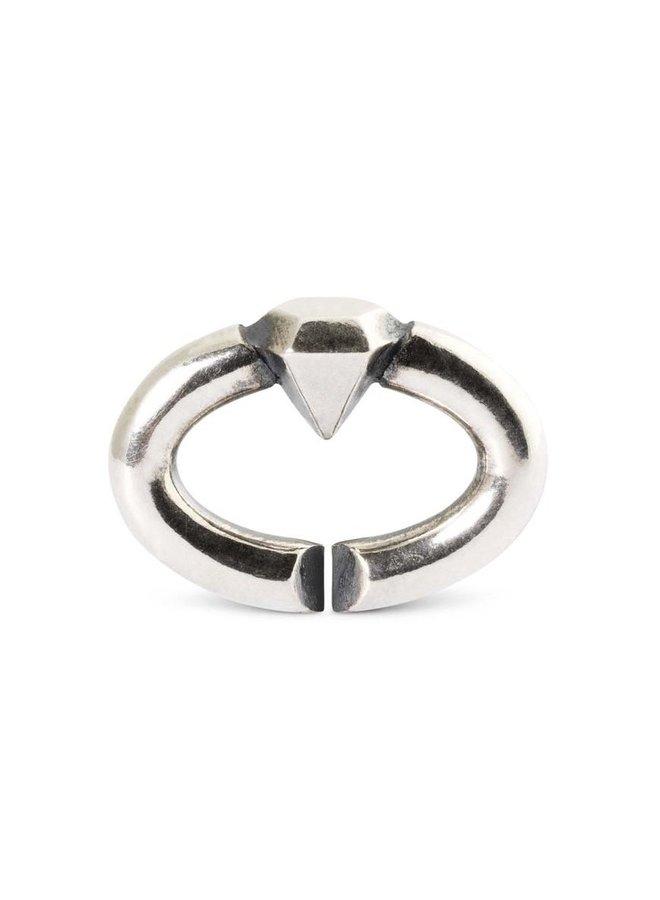 Trollbeads X-jewelery link diamond