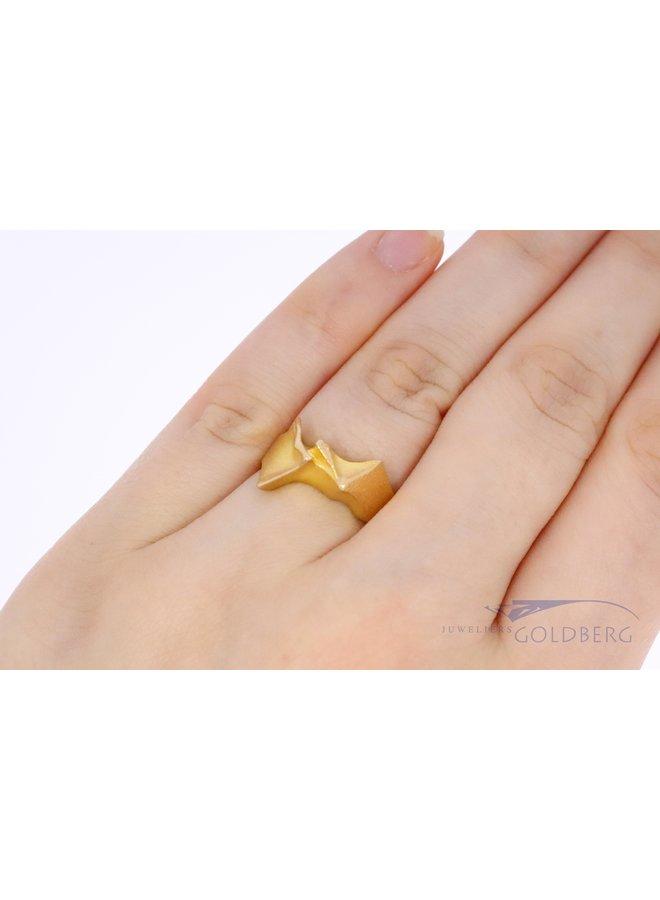 14k Laponia Tsokka vintage ring