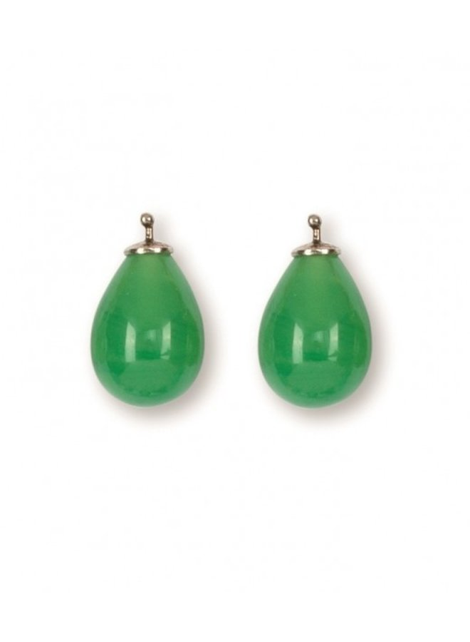 Heide Heizendorff Kwarts druppels groen