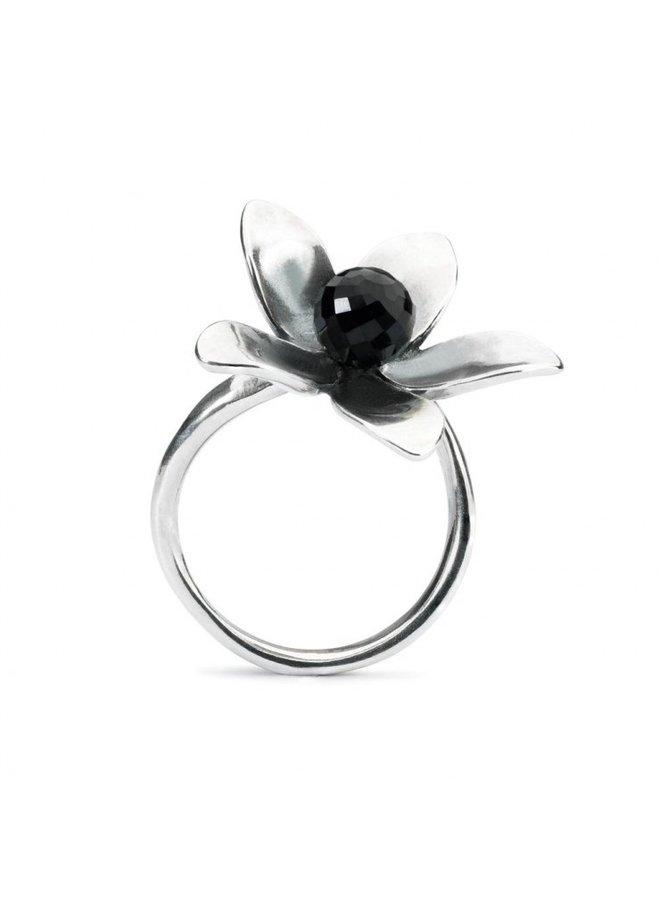 """Trollbeads silver ring """"Venus flower"""""""