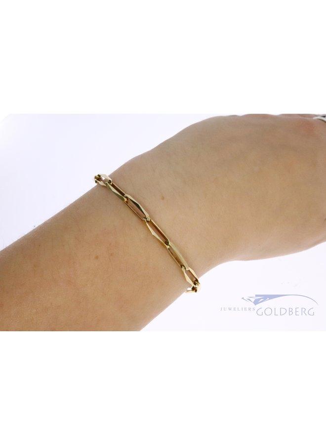 Close for ever bracelet small 14k gold