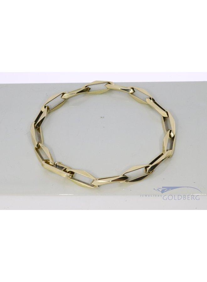 Close for Ever bracelet 14k gold