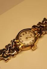 18 carat gold antique Osna ladies watch