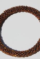 Loffs Loffs Nepal Bracelet goldenbrown