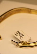 18k gouden slavenband 1.79 ct briljant